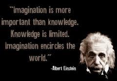 einstein imagination image