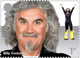 Billy Connolly Believe in yourself