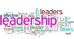 leadership word image