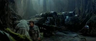 yoda in swamp xplane