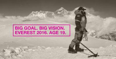 Big Goal Big Vision