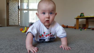 learning to crawl and walk mindstore training